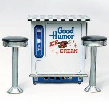 946: Good Humor Ice Cream Parlor Set