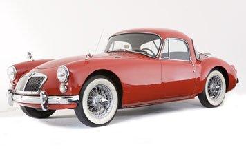 101: 1958 MGA 1600 Coupe