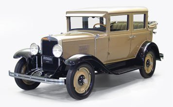 102: 1929 Chevrolet Imperial Landau Convertible
