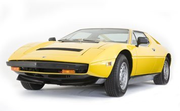 103: 1977 Maserati Merak SS