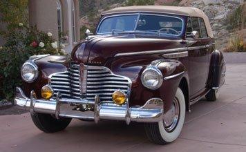 105: 1941 Buick Roadmaster Phaeton