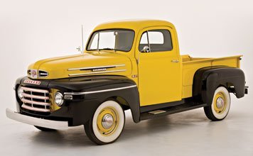 106: 1948 Mercury M47 1/2-Ton Pickup Truck
