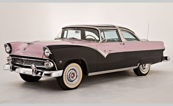 108: 1955 Ford Crown Victoria