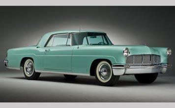 111: 1956 Lincoln Continental Mark II