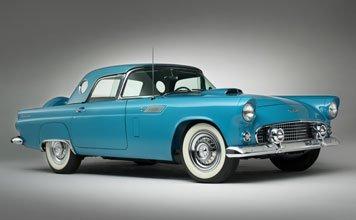 113: 1956 Ford Thunderbird