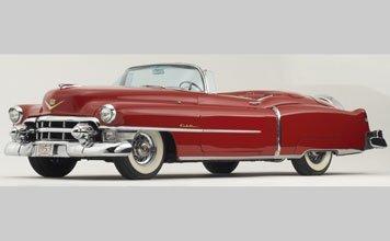 115: 1953 Cadillac Eldorado Convertible