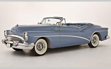 116: 1953 Buick Skylark Convertible