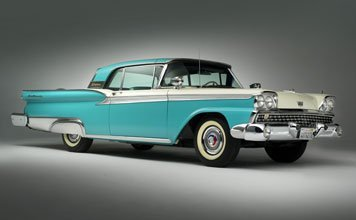 117: 1959 Ford Galaxie Skyliner Retractable