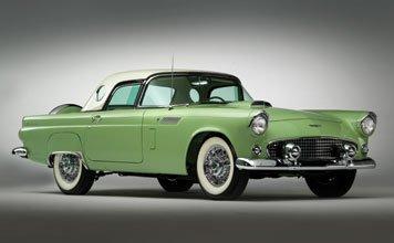 118: 1956 Ford Thunderbird