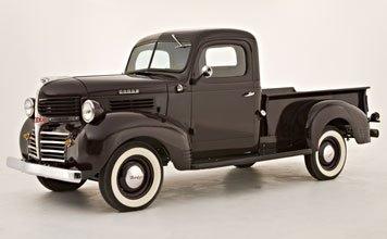 119: 1941 Dodge WC Series 1/2-Ton Pickup