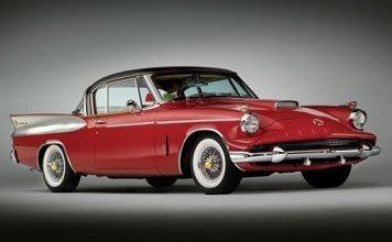 120: 1958 Packard Hawk