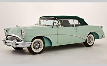 121: 1954 Buick Skylark Convertible