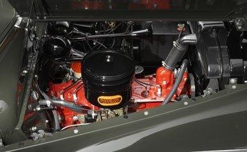 132: 1941 Chrysler Town & Country Barrel Back Estate Wa - 3
