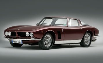 157: 1969 Iso Grifo Coupe