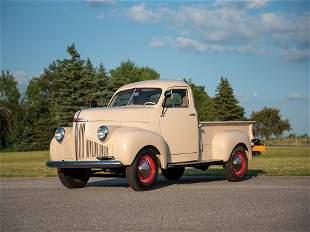 1947 Studebaker M-5 Pickup