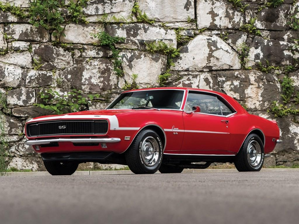 1968 Chevrolet Camaro RS Coupe