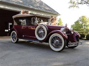 1923 Duesenberg Model A Sport Touring by Rubay