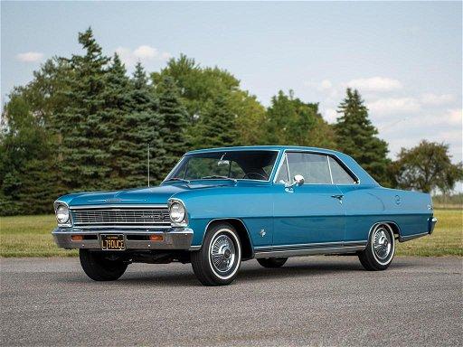 1966 Chevrolet Chevy Ii Nova Ss L79 Aug 31 2019 Rm Auctions
