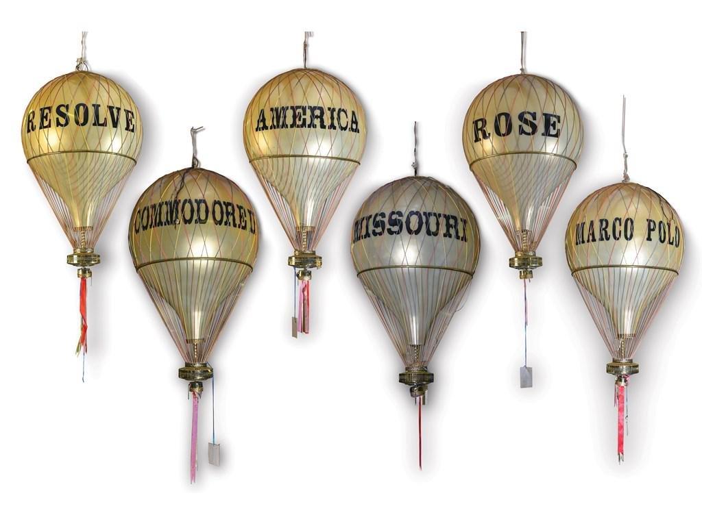 Hot Air Balloon Ceiling Fans