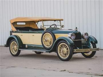 1925 Duesenberg Model A Four-Passenger Sport Phaeton by