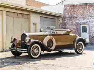 1929 Pierce-Arrow Model 125 Roadster