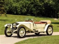 1913 Rolls-Royce 40/50 HP Silver Ghost Sports Tourer by