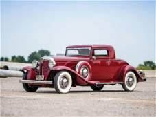 1931 Marmon Sixteen Coupe by LeBaron