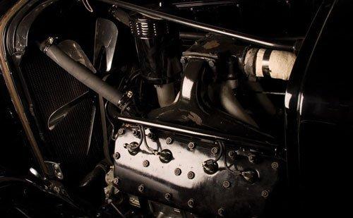 270: 1932 Cadillac V8 Victoria Coupe - 3