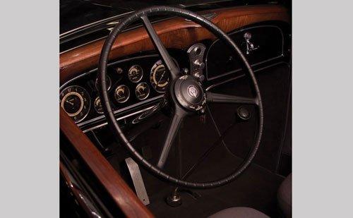 270: 1932 Cadillac V8 Victoria Coupe - 4
