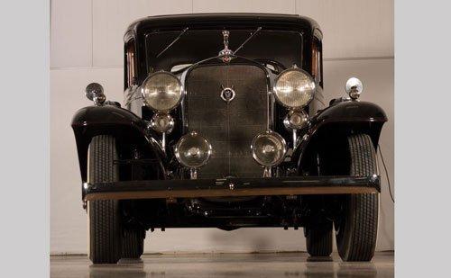270: 1932 Cadillac V8 Victoria Coupe - 5