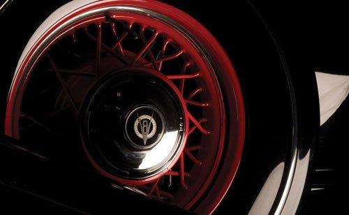 270: 1932 Cadillac V8 Victoria Coupe - 6