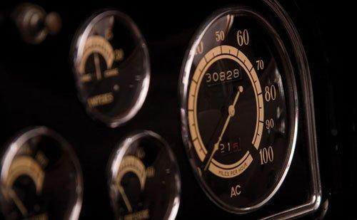 270: 1932 Cadillac V8 Victoria Coupe - 8