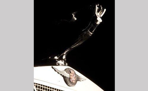 270: 1932 Cadillac V8 Victoria Coupe - 9
