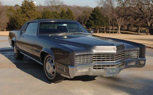 204: 1967 Cadillac Fleetwood Eldorado