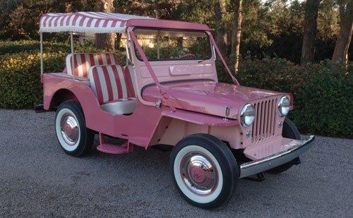 206: 1963 Willys DJ3 Gala-Surrey Jeep