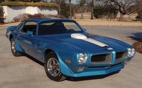 211: 1970 Pontiac Trans Am