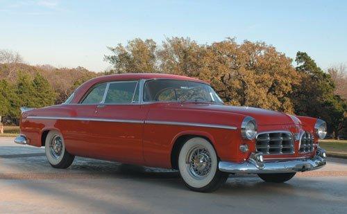 221: 1955 Chrysler C-300