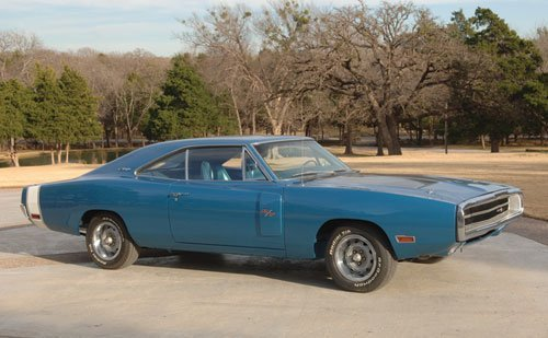 222: 1970 Dodge Charger R/T 440 Six-Pack