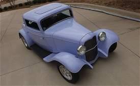 236: 1932 Ford Three-Window Coupe Custom