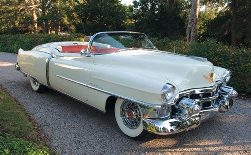 247: 1953 Cadillac Eldorado Convertible
