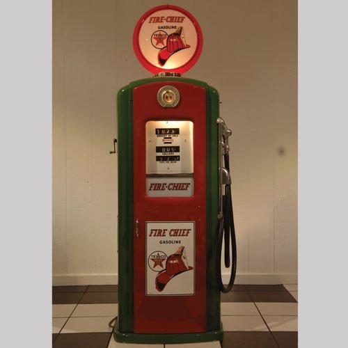 111: Bennett Gas Pump