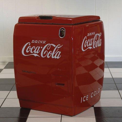 112: Coca-Cola Cooler