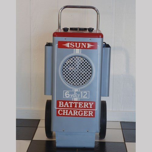116: Sun Battery Charger