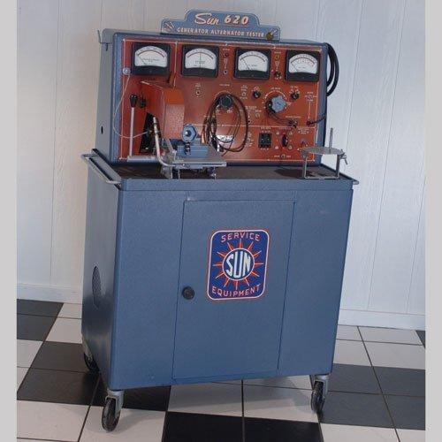 117: Sun Generator/ Alternator Tester