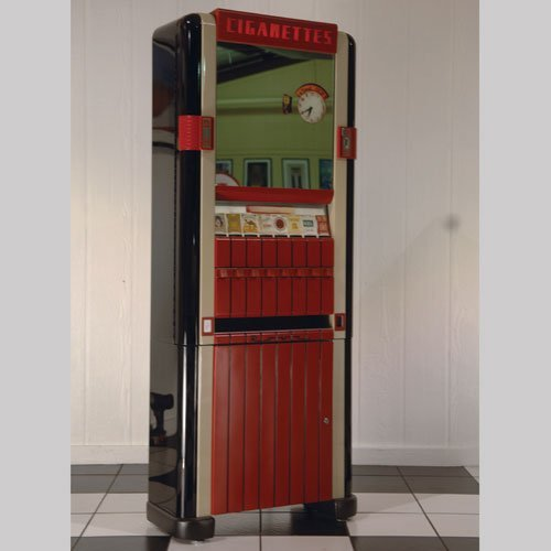 126: Rowe Cigarette Machine