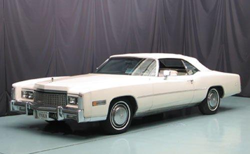 104: 1975 Cadillac Eldorado Convertible