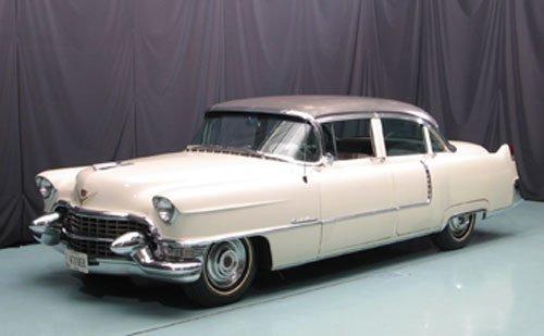 106: 1955 Cadillac Sedan deVille