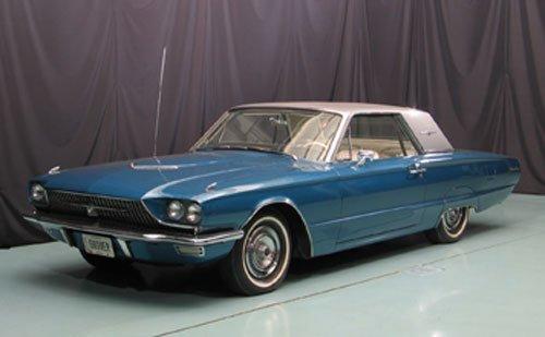 109: 1966 Ford Thunderbird Landau