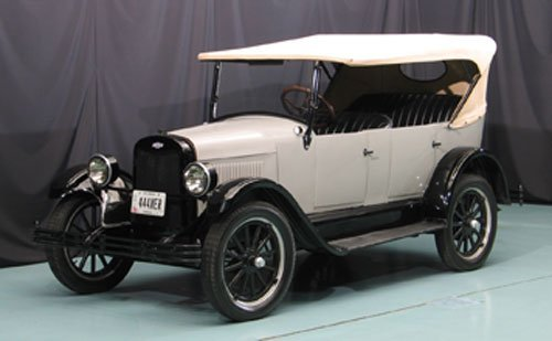 121: 1926 Chevrolet Touring Car