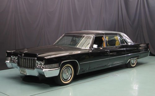 124: 1970 Cadillac Limousine